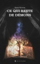 Couverture : Ce qui reste de démons Daniel Sernine