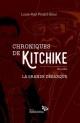 Couverture : Chroniques de Kitchike : la grande débarque Louis-karl Picard-sioui