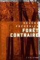 Couverture : Forêt contraire Hélène Frédérick