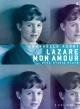 Couverture : Lazare mon amour: avec Sylvia Plath Gwenaëlle Aubry