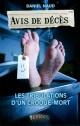 Couverture : Avis de décès: Les tribulations d'un croque-mort Daniel Naud