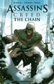 Couverture : Assassin's Creed T.2 : The Chain (en français) Cameron Stewart, Karl Kerschl