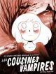 Couverture : Les cousines vampires Alexandre Fontaine Rousseau,  Cathon