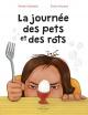 Couverture : La journée des pets et des rots Renée Robitaille, Éloïse Brodeur