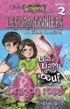 Couverture : Les dragonniers T.2 : Léa, Liam et leur oeuf de Dragon rose Maryse Pepin