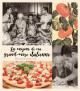 Couverture : La cuisine de ma grand-mère italienne Matteo Agostinelli, Mathew Foulidis