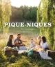 Couverture : Le livre des pique-niques Marie-joanne Boucher, Ariel Tarr