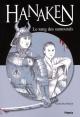 Couverture : Hanaken T.3 : Le sang des samouraïs Geneviève Blouin