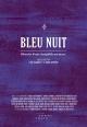 Couverture : Bleu nuit, histoire d'une cinéphilie nocturne Simon Laperrière, Falardeau Éric