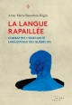 Couverture : La langue rapaillée Anne-marie Beaudoin-bégin
