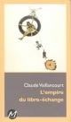 Couverture : Empire du libre-échange (L') Claude Vaillancourt