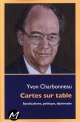 Couverture : Cartes sur table Yvon Charbonneau