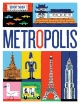 Couverture : Metropolis Benoît Tardif