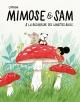 Couverture : Mimose & Sam T.2 : À la recherche des lunettes roses  Cathon
