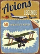 Couverture : Avions mythiques : 50 maquettes à monter R. G. Grant