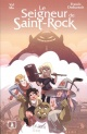 Couverture : Le seigneur de Saint-Rock Francis Desharnais,  Valmo