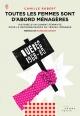 Couverture : Toutes les femmes sont d'abord ménagères : histoire d'un combat.. Micheline Dumont, Camille Robert