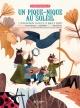 Couverture : Un pique-nique au soleil : l'extraordinaire voyage de la bande... Christiane Duchesne, Jérôme Minière, Marianne Ferrer