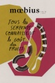 Couverture : Moebius, No.157 :Tous les serpents connaissent le goût des fruits
