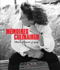 Mémoires culinaires