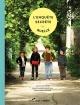 Couverture : L'enquête secrète de la ruelle Jean-françois Sénéchal, Julie Durocher, Alexandre Lanthier