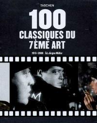 100 Classiques du 7ème Art Coffret tomes 1 et 2