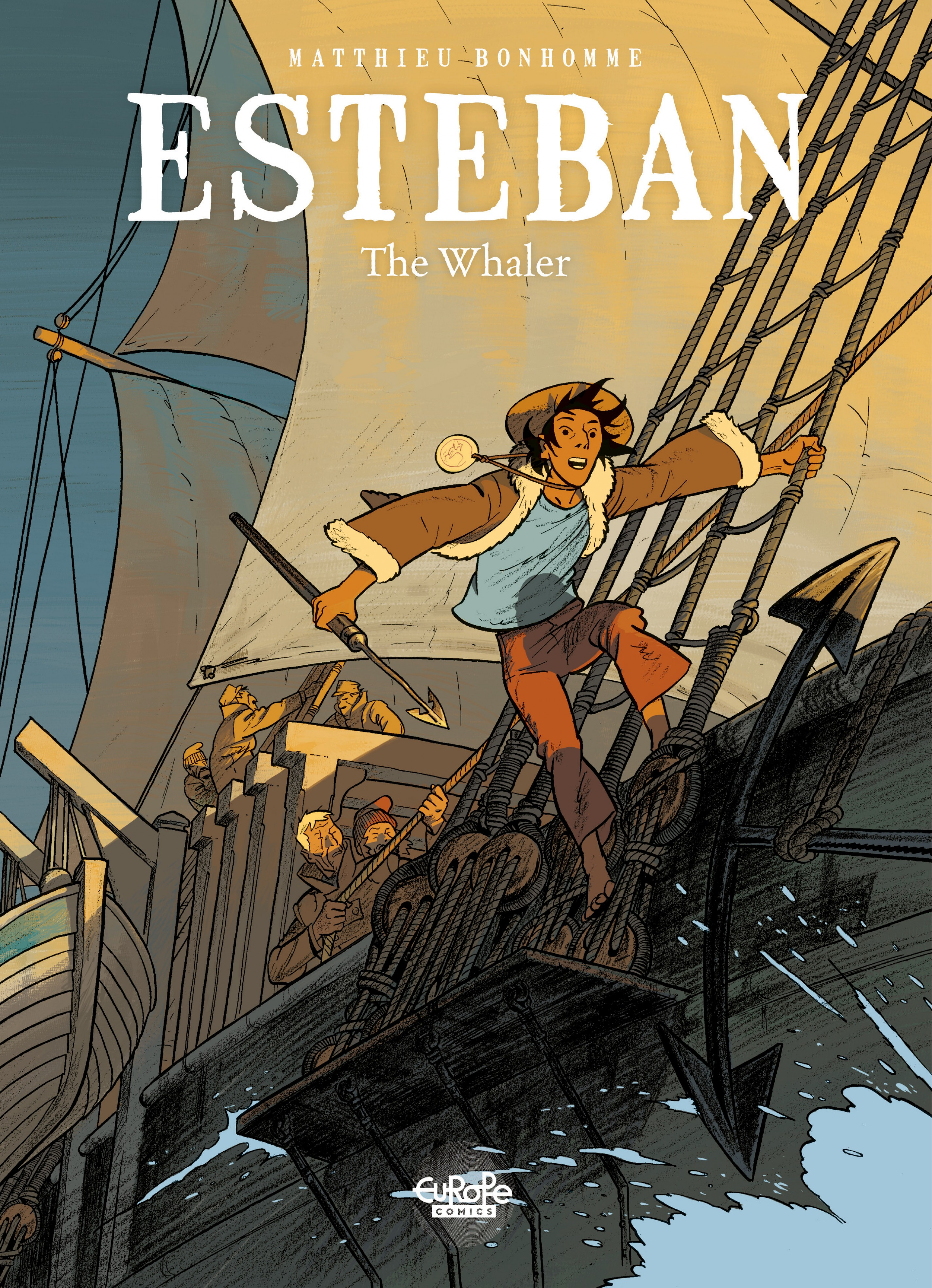 Vignette du livre Esteban - Volume 1 - The Whaler