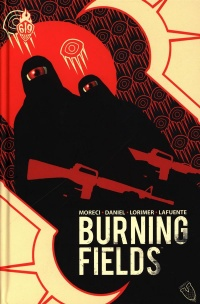 Vignette du livre Burning Fields