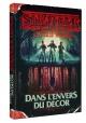 Couverture : Stranger things: dans l'envers du décor : le livre officiel des Gina Mcintyre