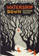 Couverture : Watership Down Richard Adams