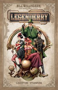Legenderry: l'aventure steampunk