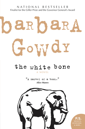 Vignette du livre The White Bone