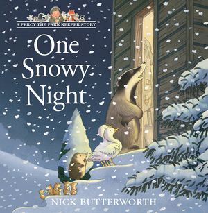 Vignette du livre One Snowy Night (A Percy the Park Keeper Story)