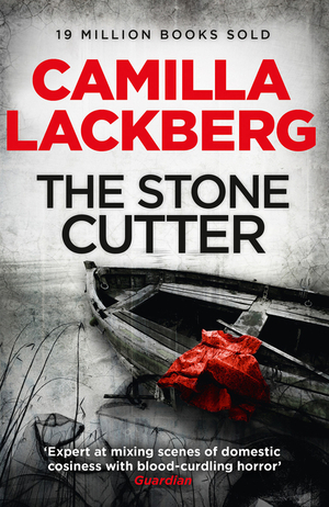 Vignette du livre The Stonecutter (Patrik Hedstrom and Erica Falck, Book 3)