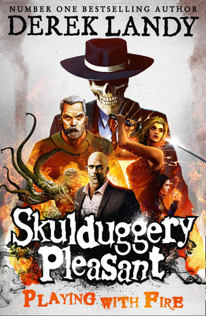 Vignette du livre Playing With Fire (Skulduggery Pleasant, Book 2)