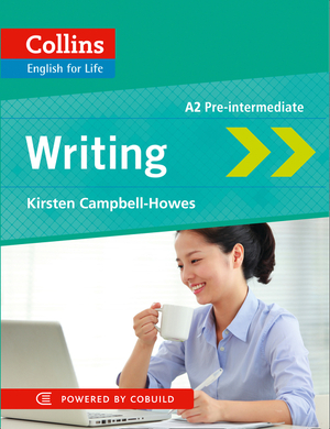 Vignette du livre Writing: A2 (Collins English for Life: Skills)
