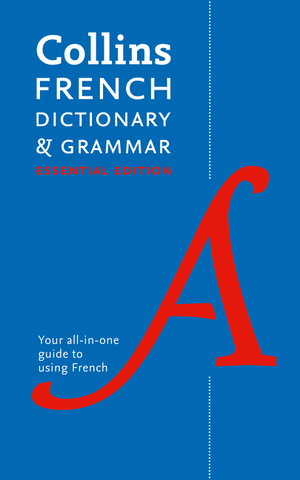 Vignette du livre French Essential Dictionary and Grammar: Two books in one (Collins Essential)