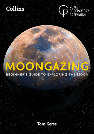 Vignette du livre Moongazing: Beginner's guide to exploring the Moon