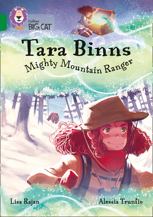 Vignette du livre Tara Binns: Mighty Mountain Ranger: Band 15/Emerald (Collins Big Cat)