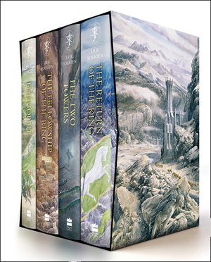 Vignette du livre The Hobbit & The Lord of the Rings Boxed Set