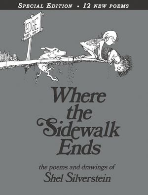 Vignette du livre Where the Sidewalk Ends Special Edition with 12 Extra Poems