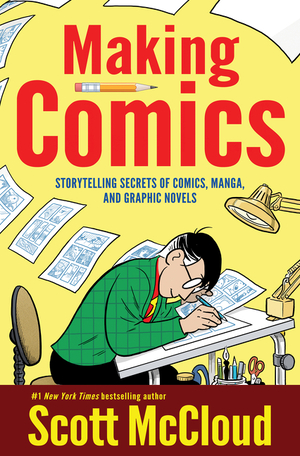 Vignette du livre Making Comics