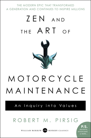 Vignette du livre Zen and the Art of Motorcycle Maintenance