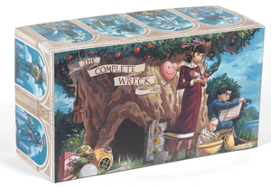 Vignette du livre A Series of Unfortunate Events Box: The Complete Wreck (Books 1-13)