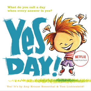 Vignette du livre Yes Day!