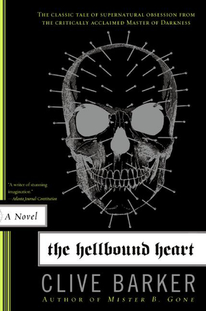 Vignette du livre The Hellbound Heart