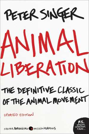 Vignette du livre Animal Liberation