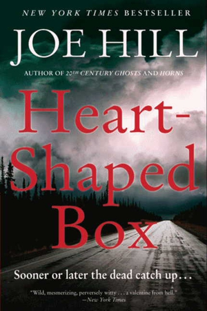 Vignette du livre Heart-Shaped Box