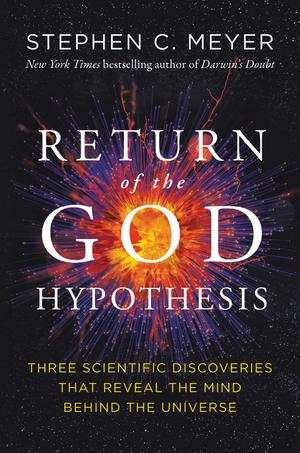 Vignette du livre Return of the God Hypothesis