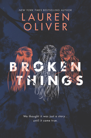 Vignette du livre Broken Things